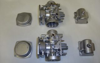 Carb parts after
