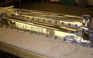 Spitfire Merlin Rocker Cover