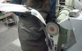 Metal Buffing